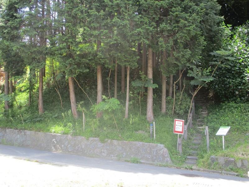 2019.5.19 (20) 西幡豆 - 寺部城あと 1200-900