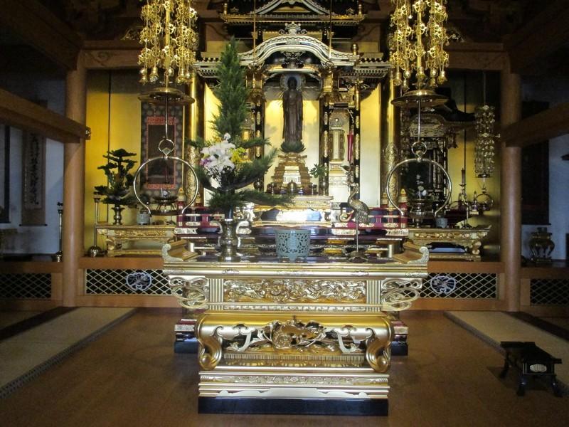 2019.5.19 (27) 西幡豆 - 祐正寺本堂 2000-1500