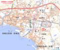 2019.5.19 (31) 寺部城あとの位置図 920-760