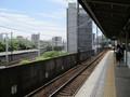 2019.5.22 (8) 大曽根 - 名鉄ホームから中央線ホームをみる 2000-1500