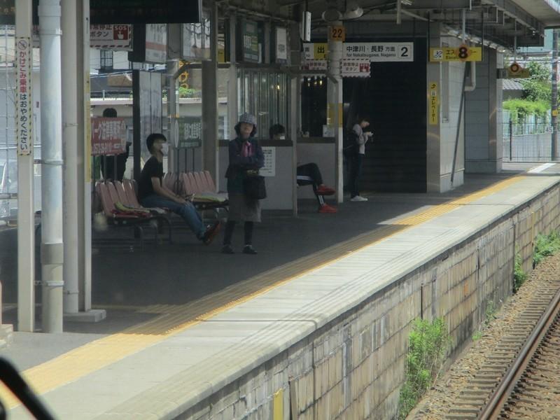 2019.5.22 (44) 中津川いき快速 - 瑞浪 1600-1200