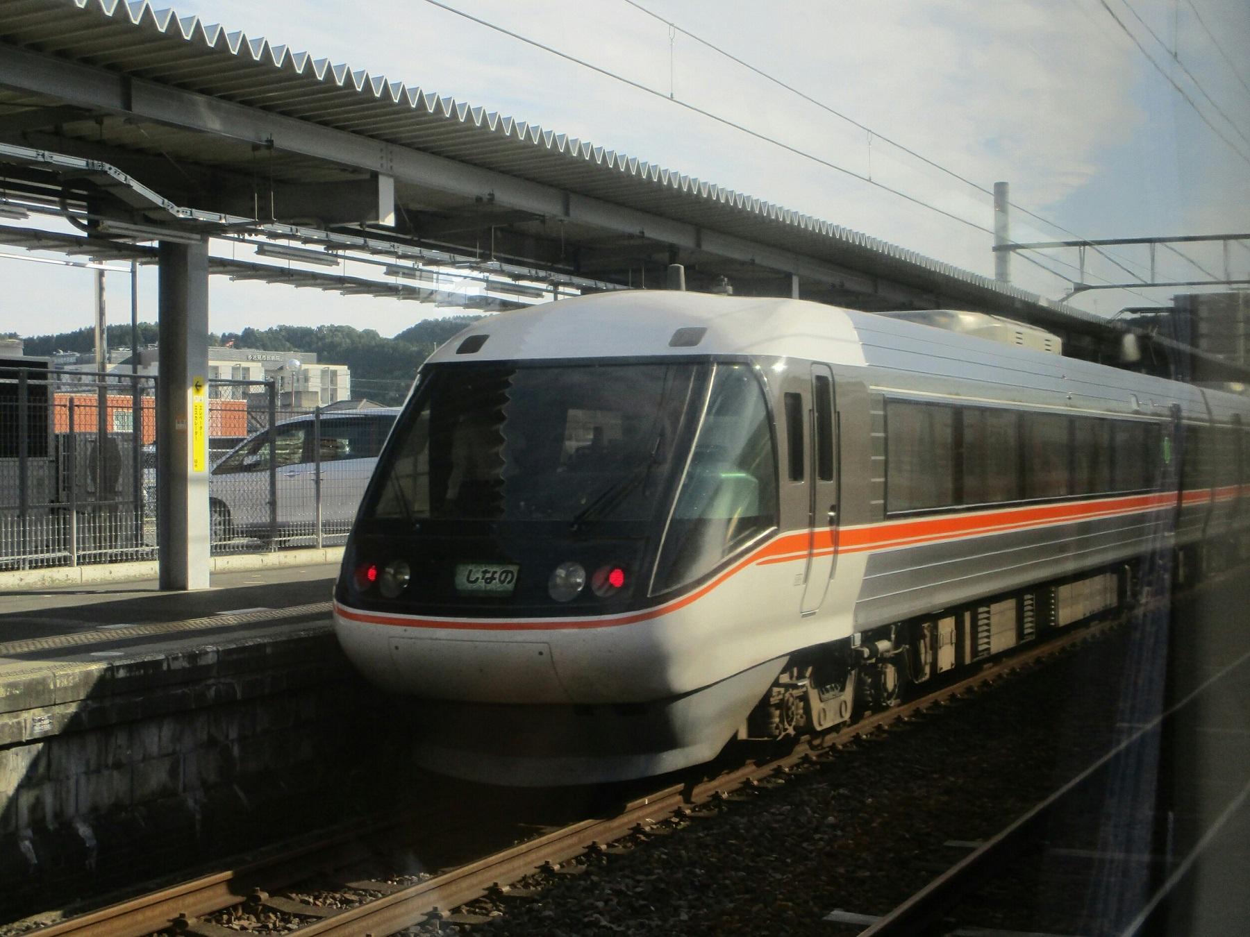 2019.5.22 (70) 名古屋いき快速 - 多治見(名古屋いきしなの) 1800-1350