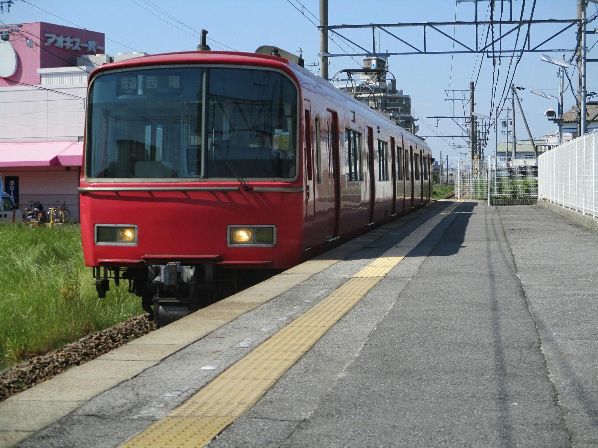 2019.5.24 (2) ふるい - 西尾いきふつう 2000-1500