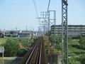 2019.5.24 (7) 西尾いきふつう - 矢作川をわたる 2000-1500