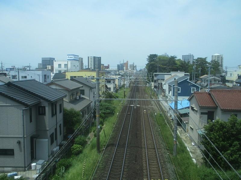 2019.5.26 (6) 佐屋いき急行 - 東海道線ごえ 1600-1200