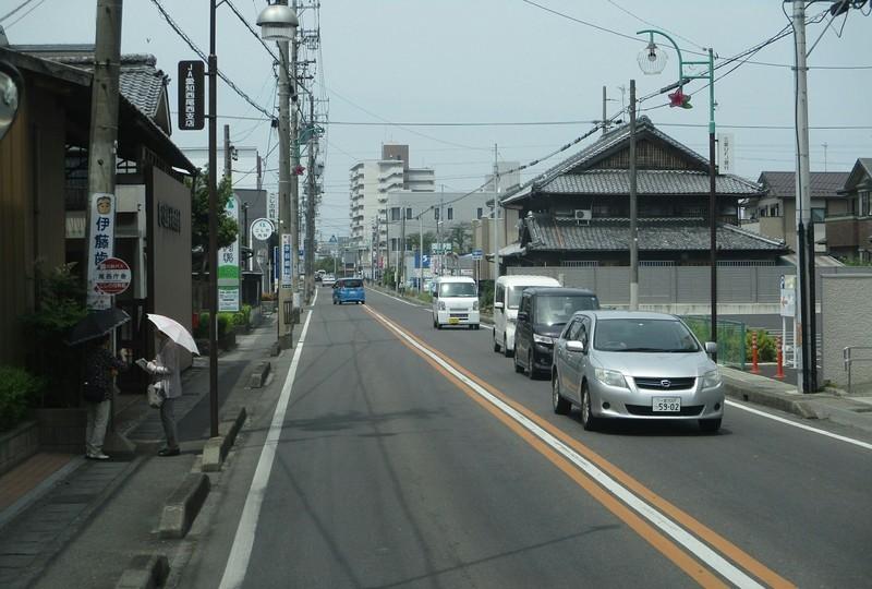 2019.5.27 (30) 起いきバス - 尾西庁舎バス停 1600-1080