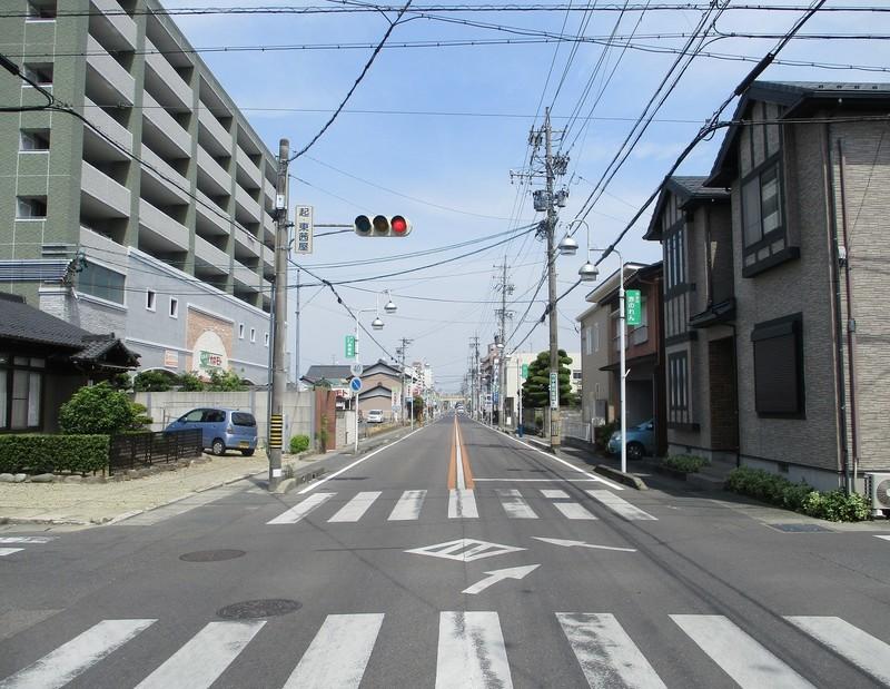 2019.5.27 (69) 起・東茜屋交差点からひがしをみる 1550-1200