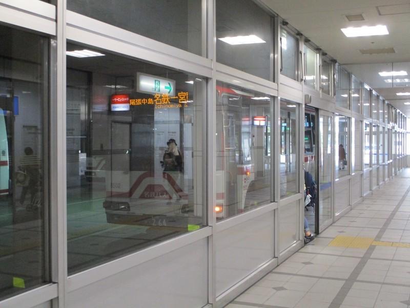 2019.5.27 (74) 名鉄一宮駅 - 名鉄一宮駅いきバス 1600-1200