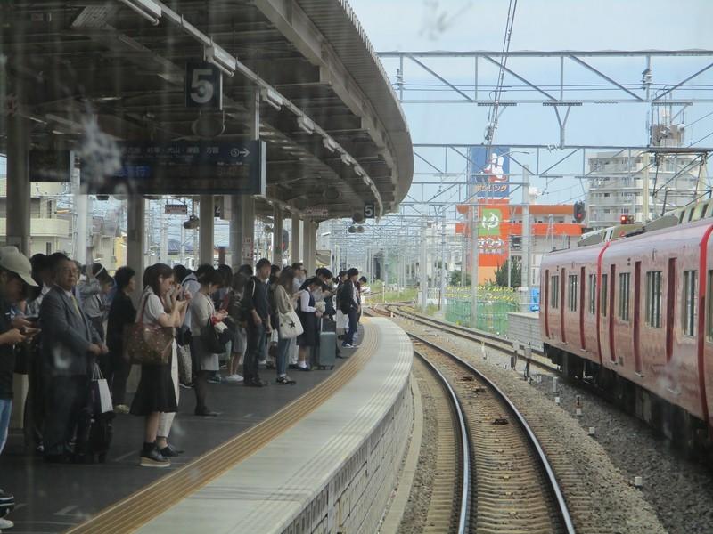 2019.5.29 (8) 一宮いき急行 - 知立(豊橋いき急行) 1800-1350