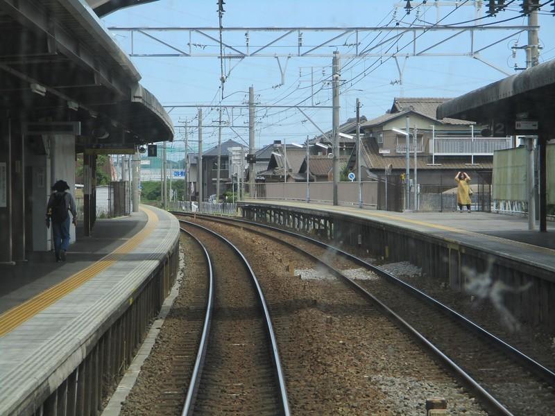 2019.5.29 (13) 一宮いき急行 - 富士松 1600-1200