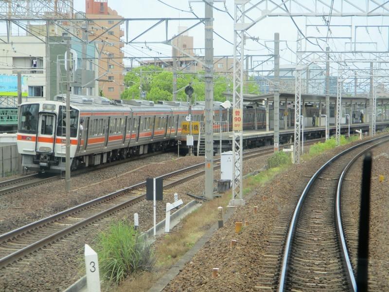 2019.5.29 (43) 一宮いき急行 - 金山山王間(JR岐阜いきふつう) 2000-1500