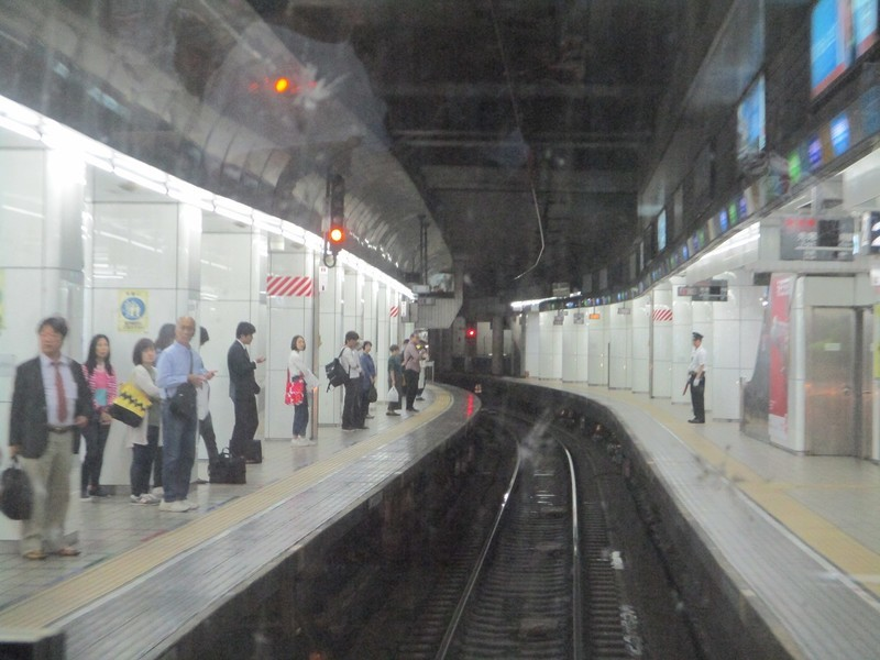 2019.5.29 (49) 一宮いき急行 - 名古屋 1200-900