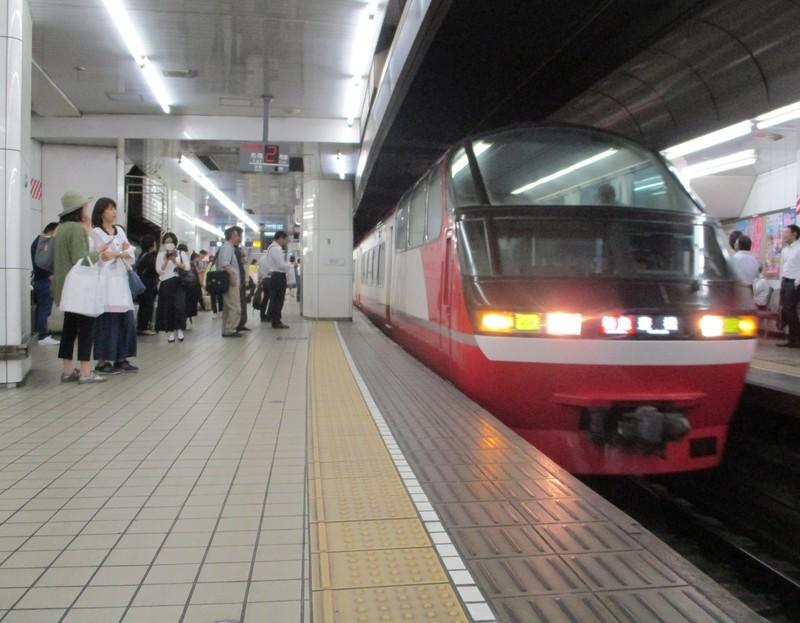 2019.5.29 (か) 名古屋 - 豊橋いき特急 1540-1200