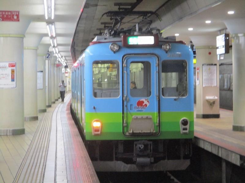 2019.6.2 (12) 名古屋 - 四日市いき準急 1600-1200
