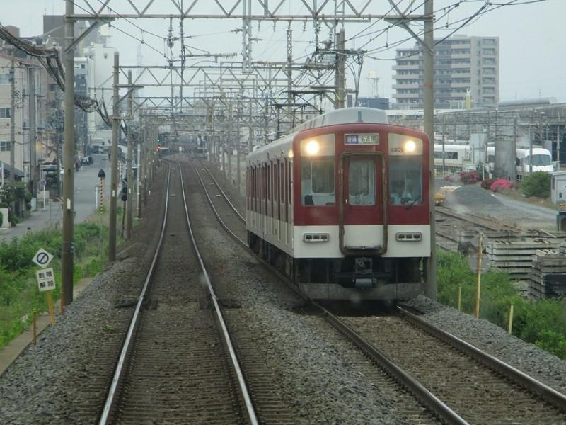 2019.6.2 (30) 松阪いき急行 - 蟹江富吉間(名古屋いきふつう) 1600-1200