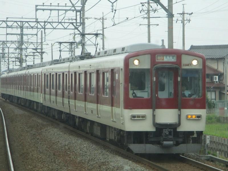 2019.6.2 (33) 松阪いき急行 - 富吉佐古木間(名古屋いき急行) 1400-1050