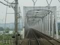 2019.6.2 (41) 松阪いき急行 - 揖斐川鉄橋 1800-1350
