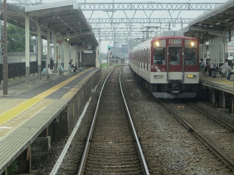 2019.6.2 (58) 松阪いき急行 - 阿倉川(名古屋いき急行) 1400-1050