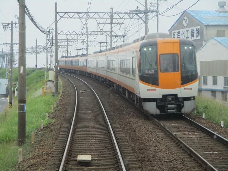 2019.6.2 (68) 松阪いき急行 - 塩浜北楠間(名古屋いき特急) 1600-1200