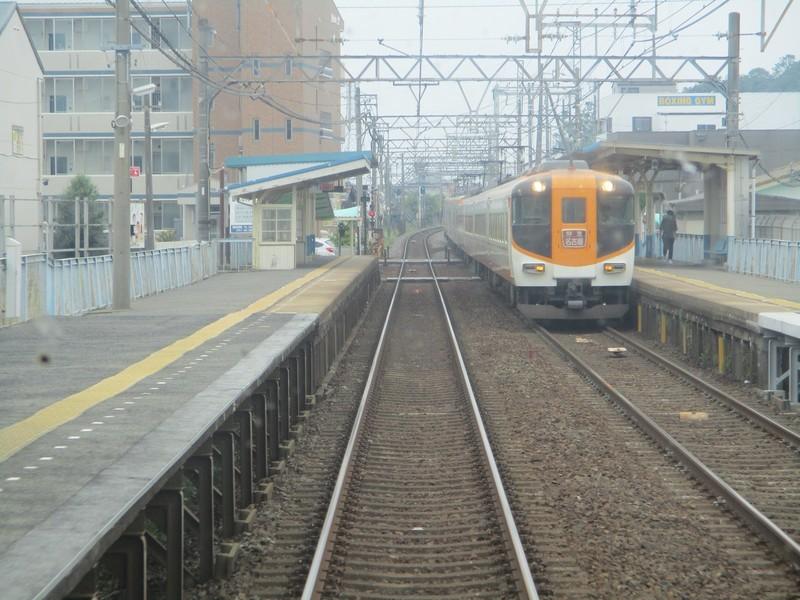 2019.6.2 (79) 松阪いき急行 - 千代崎(名古屋いき特急) 1600-1200