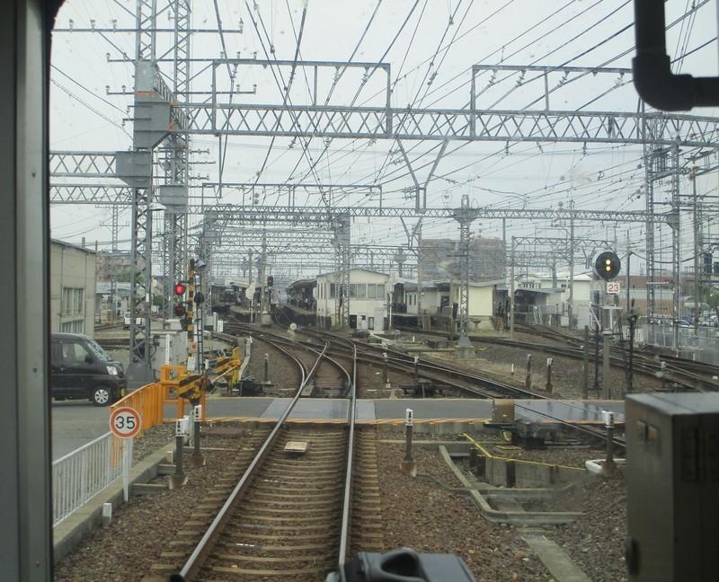 2019.6.2 (104) 松阪いき急行 - 伊勢中川 1580-1280