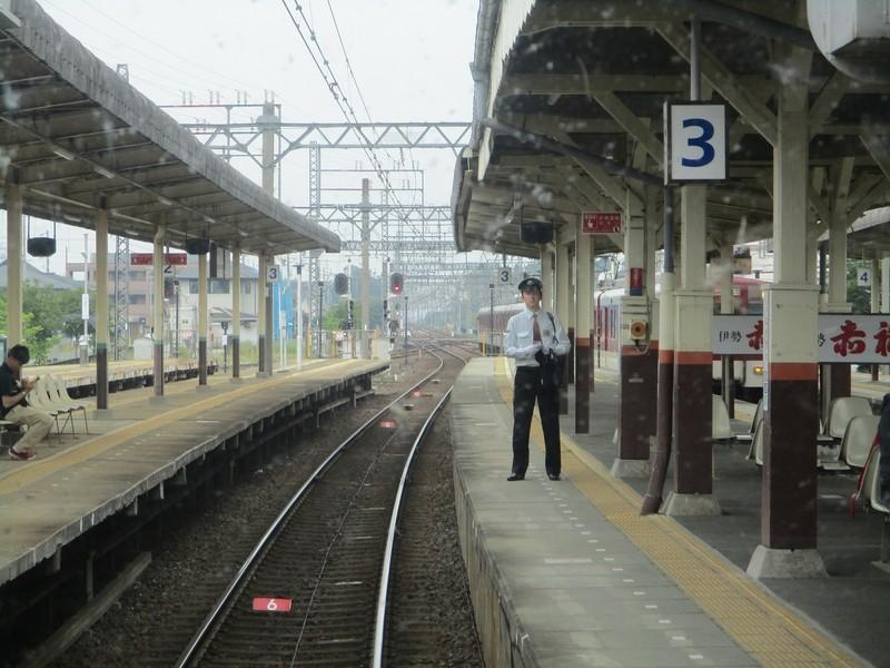 2019.6.2 (105) 松阪いき急行 - 伊勢中川 1400-1050