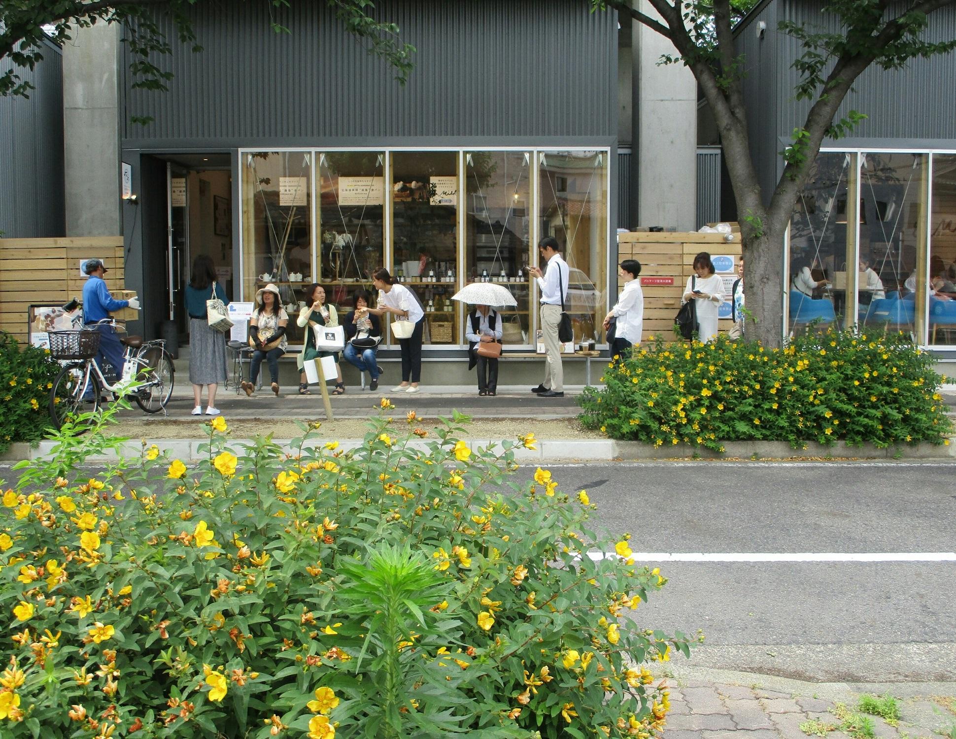 2019.6.4 (34) さくまち商店街 07 つばめパンとミルク 1940-1500