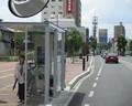 2019.6.5 (3) しんあんじょういきバス - アンフォーレバス停 1500-1200