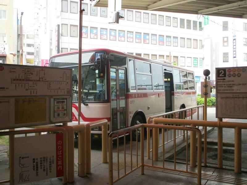 2019.6.6 (1) 東岡崎 - JRあんじょうえきいきバス 1600-1200