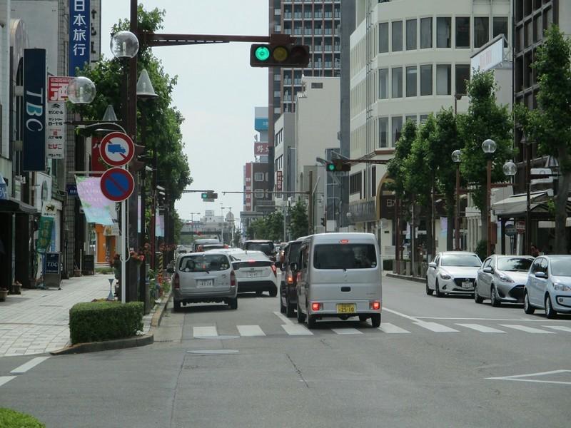 2019.6.6 (10) JRあんじょうえきいきバス - 康生北交差点のひがしの交差点 2000-1500