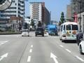 2019.6.11 (お) 多加良浦いきバス - 伝馬町交差点を直進 2000-1500
