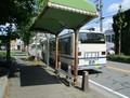 2019.6.11 (く) 内田橋北バス停 - 多加良浦いきバス 1780-1350