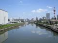 2019.6.11 (15) 堀川 - 旗屋橋からかわかみをみる 2000-1500