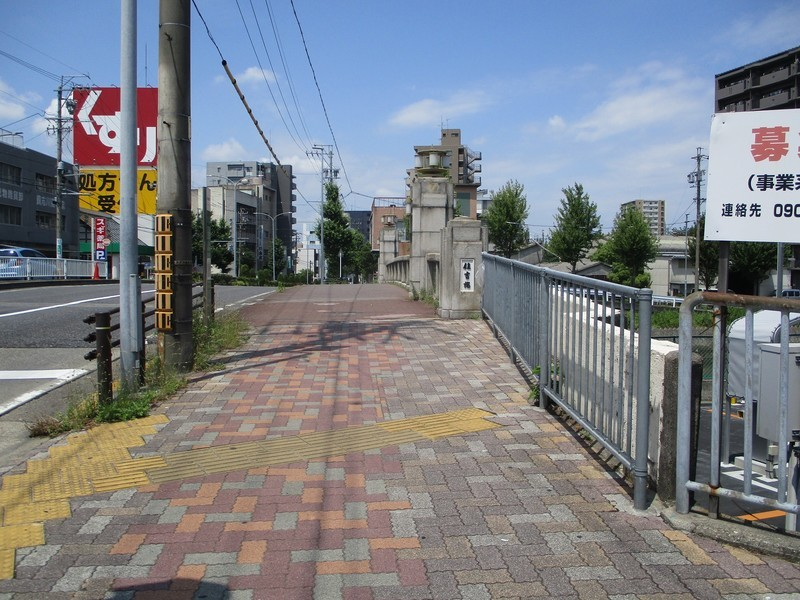 2019.6.11 (20) 堀川 - 住吉橋 1600-1200