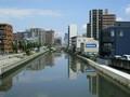 2019.6.11 (21) 堀川 - 住吉橋からかわかみをみる 2000-1500