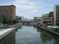 2019.6.11 (24) 堀川 - 尾頭橋からかわかみをみる 2000-1500