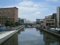 2019.6.11 (25) 堀川 - 尾頭橋からかわかみをみる 2000-1500