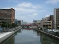 2019.6.11 (26) 堀川 - 尾頭橋からかわかみをみる 1970-1500