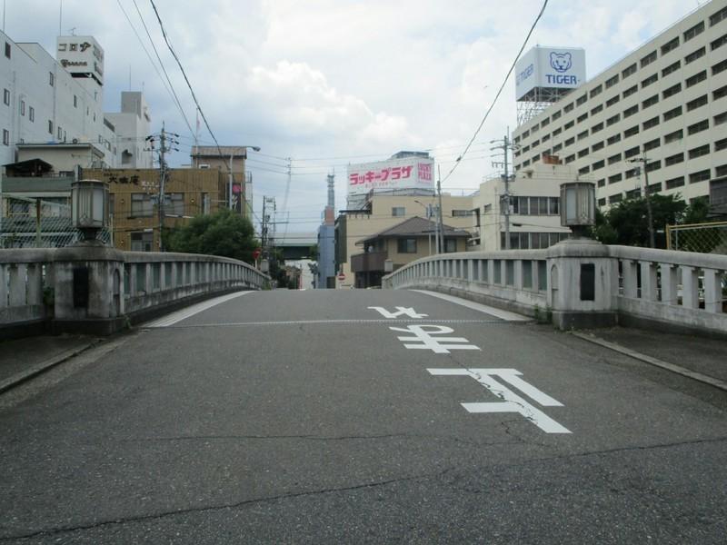 2019.6.11 (50) 堀川 - 洲崎橋 2000-1500