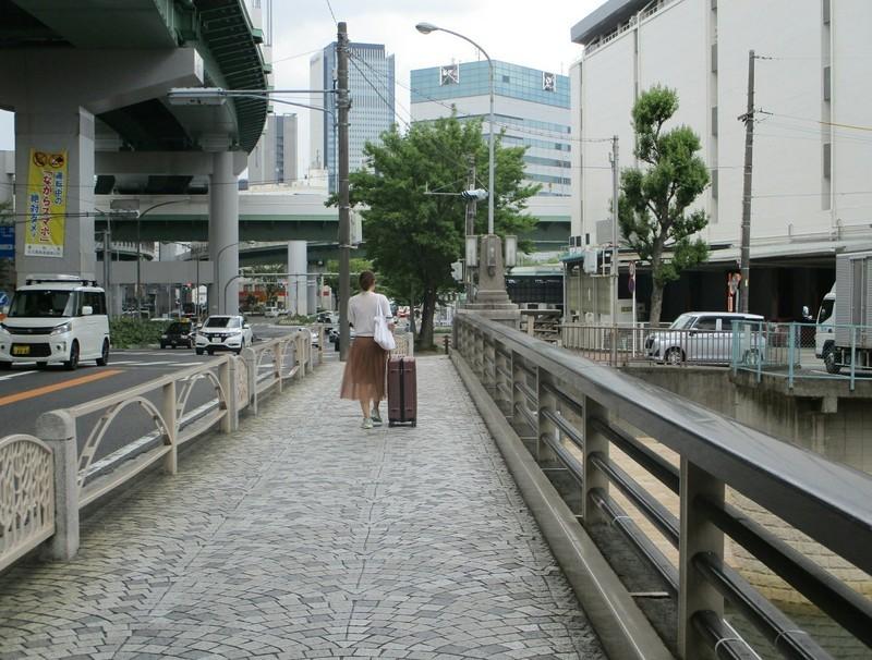 2019.6.11 (52) 堀川 - 新洲崎橋 1980-1500