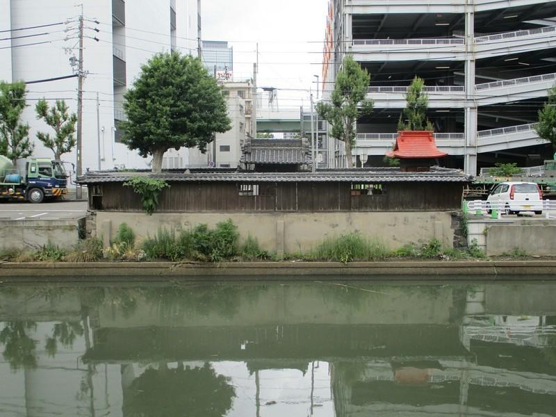 2019.6.11 (54) 堀川 - 新洲崎橋と天王橋のあいだ 2000-1500