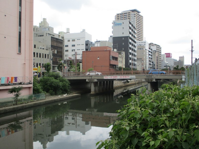 2019.6.11 (57) 堀川 - 天王崎橋 2000-1500