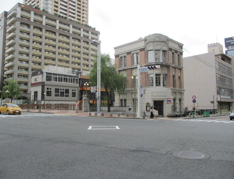 2019.6.11 (64) 堀川 - 納屋橋(旧加藤商会ビル) 1960-1500