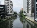 2019.6.11 (78) 堀川 - 桜橋からかわかみをみる 2000-1500