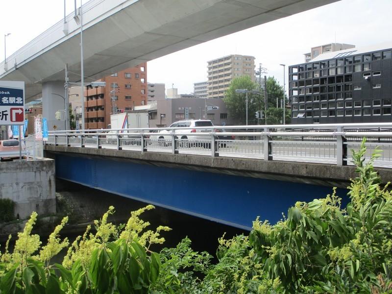 2019.6.11 (86) 堀川 - 景雲橋 1600-1200