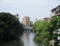 2019.6.11 (87) 堀川 - 景雲橋からかわかみをみる 1980-1500