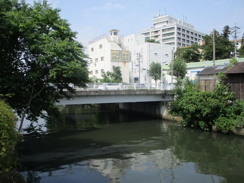 2019.6.11 (90) 堀川 - 小塩橋 2000-1500