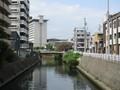 2019.6.11 (95) 堀川 - 朝日橋からかわかみをみる 1600-1200
