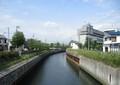 2019.6.11 (107) 堀川 - 筋違橋からかわかみをみる 2000-1420