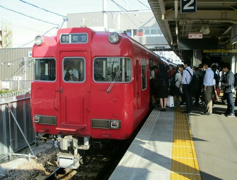 2019.6.13 (3) 知立 - 知立いきふつう 1970-1500